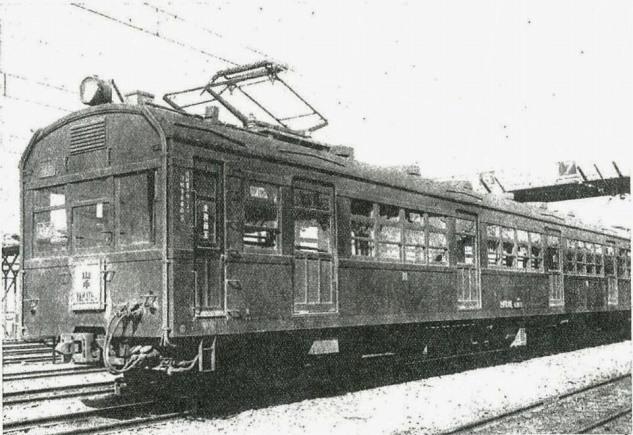 昔の電車63系