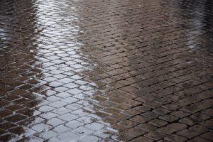 雨の吉祥寺
