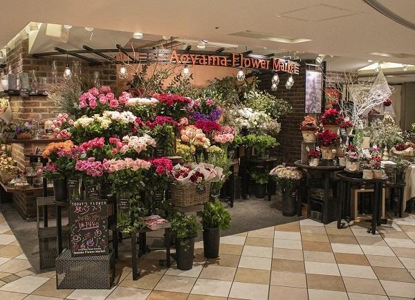 青山フラワーマーケットアトレ吉祥寺店