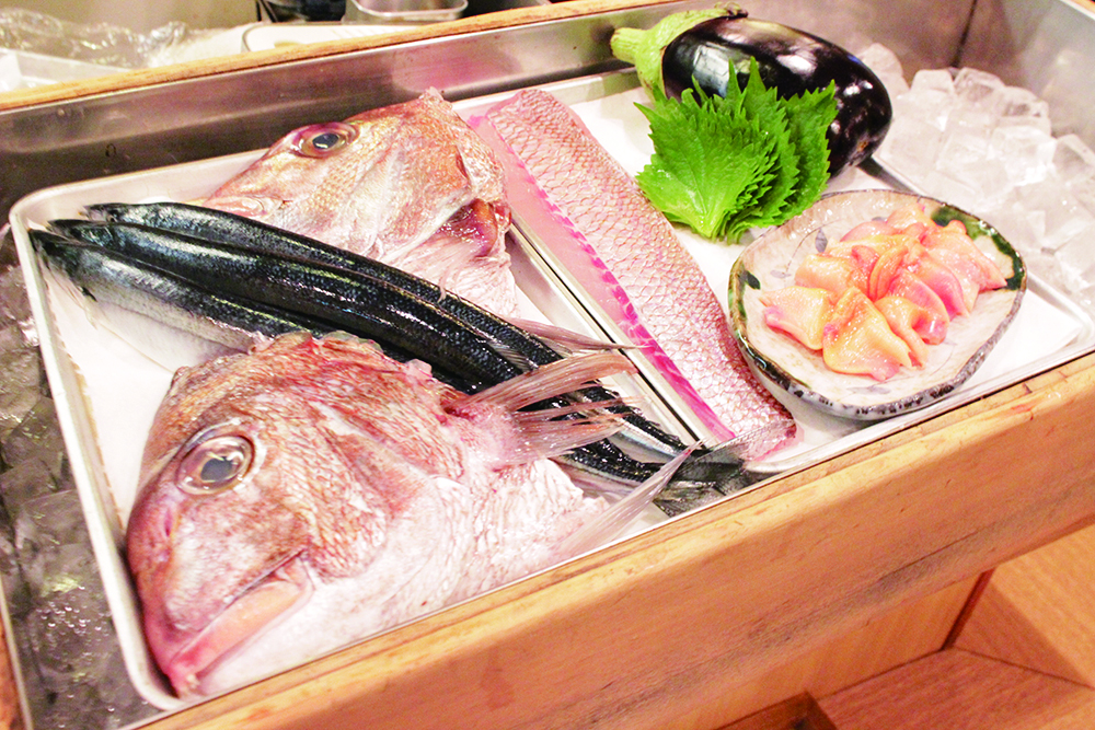 魚魚亭 遊路