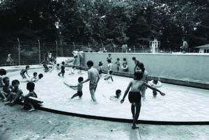 井の頭公園プール