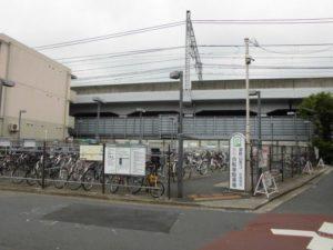 御殿山第3自転車駐車場