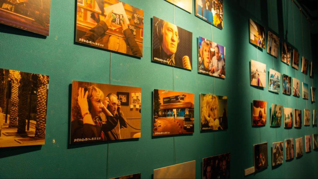 UPLINK吉祥寺の展示品