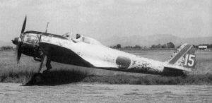 一式戦闘機「隼」