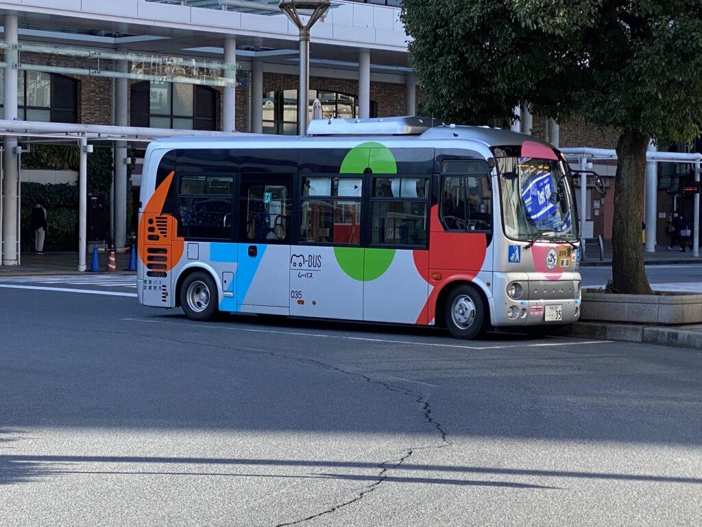 ムーバスのデザイン