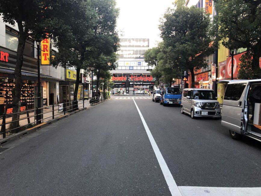 本町新道.