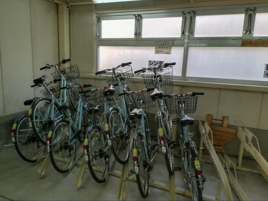 吉祥寺大通り東自転車駐車場
