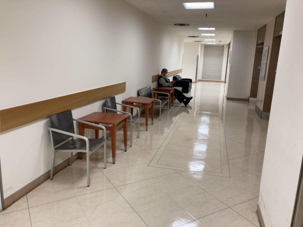 東急百貨店吉祥寺店 5F エレベーター前